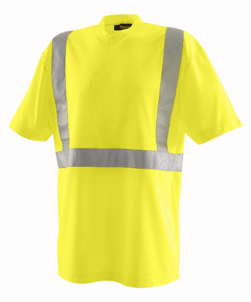 Blaklader 3313 High Visibility T-Shirt (Yellow)